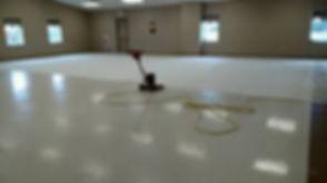 Commercial VCT Floor Recoating Hamilton & Missoula Mt