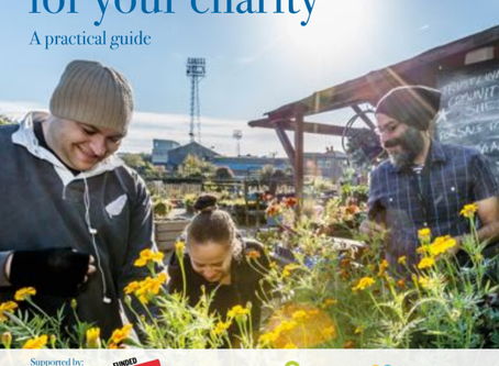 """""""How to recruit trustees for your charity - A practical guide"""" launches today!"""