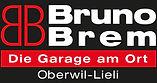 Die Garage am Ort; Bruno Brem