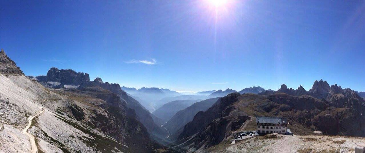 Rifugio Locatelli - Tre Cime