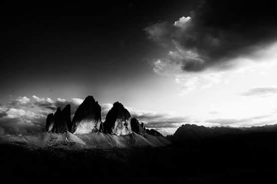 Le Tre Cime Di Lavaredo - Foto by Claudio Debiasi
