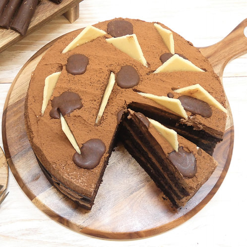 Triple Chocolate Sponge (10 Inch)