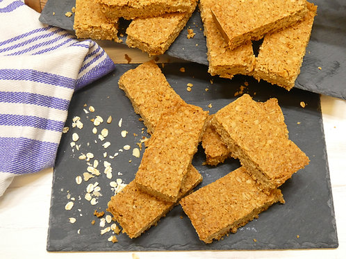 Butter Flapjack Tray Bake (14 Portions)
