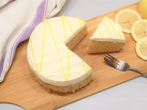 Zingy Lemon sponge (Family size)