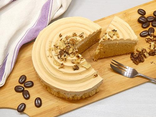 Coffee & Walnut Sponge (Family size)