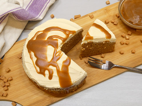 Toffee Puddle Sponge (Family size)