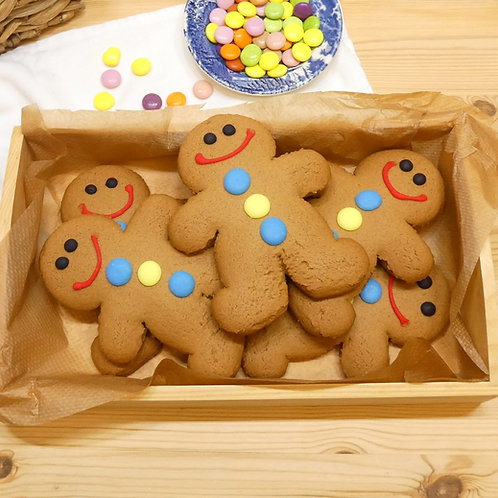 Gingerbread Person (8 Pack - Mail Order)