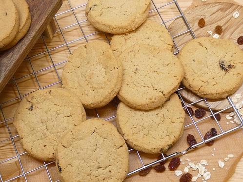 Butter Oatie Cookies (8 Pack)