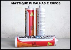 MASTIQUE COLA P/ CALHAS E RUFOS