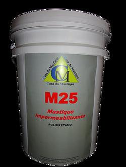MASTIQUE M25POLIURETANO®