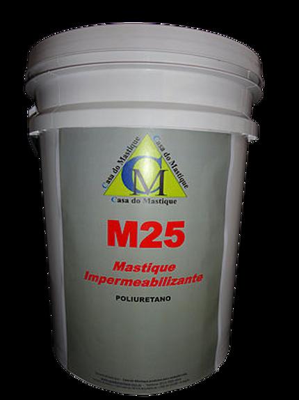 M25 MASTIQUE IMPERMEABILIZANTE POLIURETANO