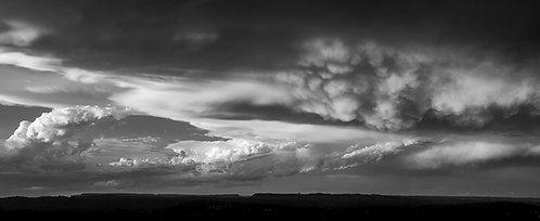 Dramatic Skies Canvas Print
