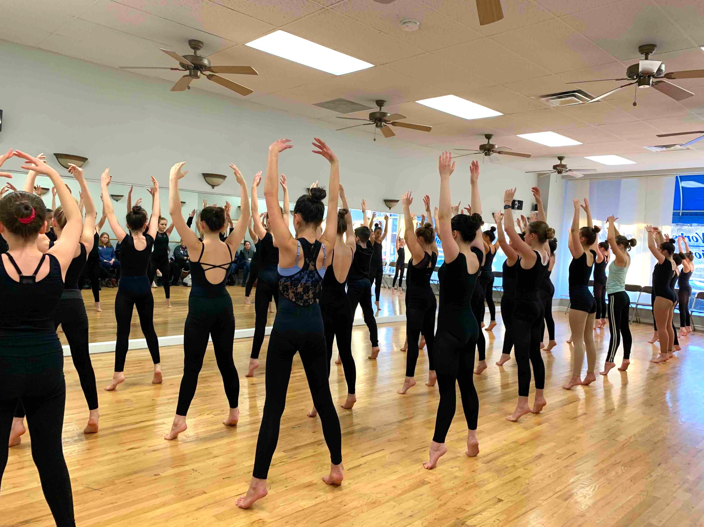 DanceWorks Studios Staff