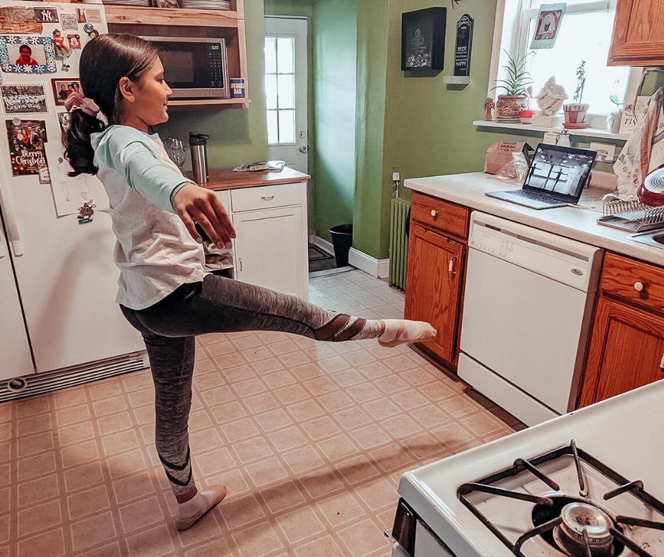 Child Dancer at Home .png