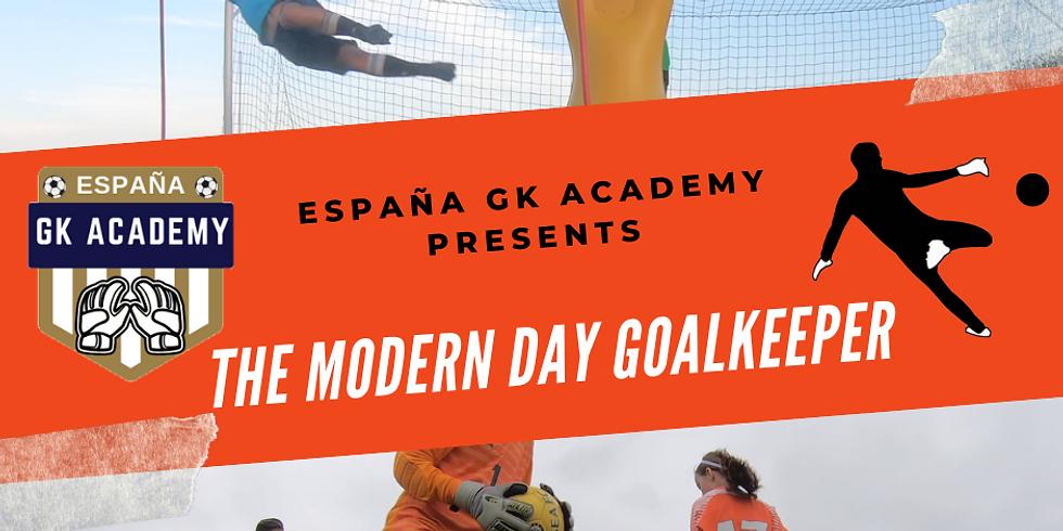Elite Goalkeeper Camp    (13-17 Years Old)