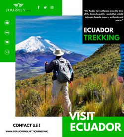 ECUADOR-TREKKING