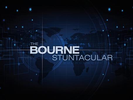 El Nuevo Espectáculo de Acrobacias en Vivo The Bourne Stuntacular Llega a Universal Studios Florida