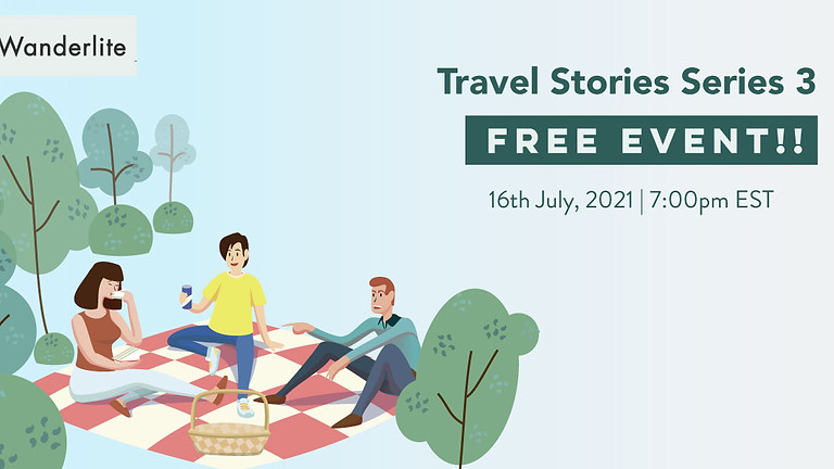 Travel Stories- Session 3