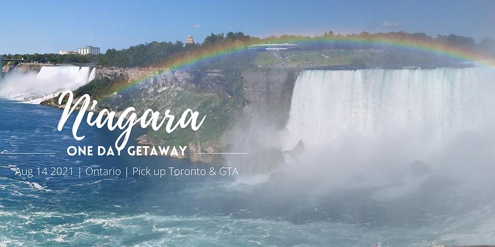 1 Day Getaway: Niagara, Canada