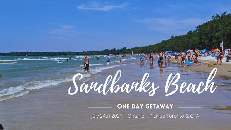 One Day Getaway: Sandbanks beach and Prince Edward County