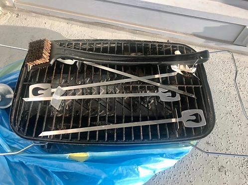 Portable grill   Propane gas