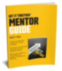 Mentors Guide 8.5x11x0.5-PBNR1-15 Text V