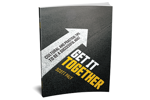 Educators Get It Together: Cultural and Practical Tips to be a Successful Adult