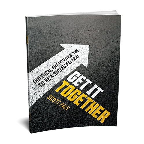 GET IT TOGETHER: Order 1 book & we will ship you a 2nd Book For FREE!