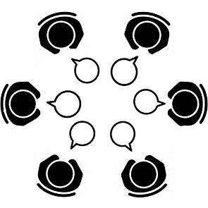 Community Conferencing CIrcle + speech b