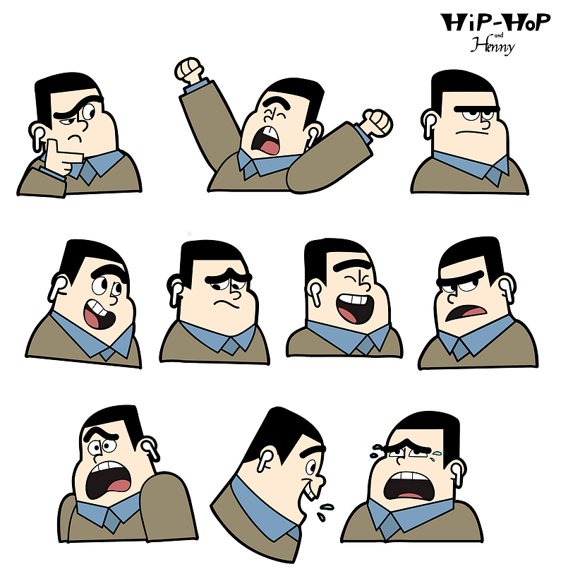 ROMEO_FINAL_EXPRESSIONS.png