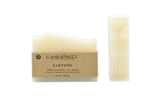 Earthen: A Perfect Blend of Fine Patchoulis Soap