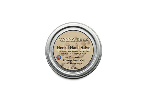 Herbal Hand Salve