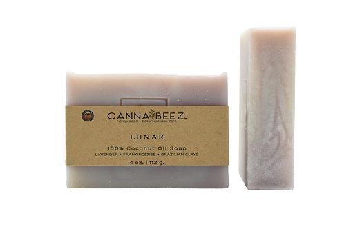 Lunar: Lavender + Frankincense + Brazilian Clay Soap
