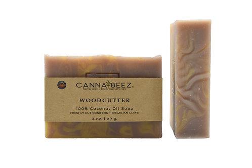 Woodcutter: Freshly Cut Conifers + Brazilian Clay Soap