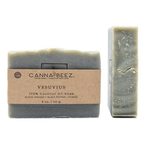 Vesuvius: Blood Orange + Black Pepper + Pumice Soap