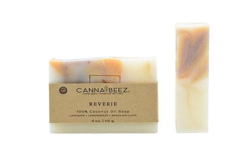 Reverie: Lavender + Lemongrass + Brazilian Clay Soap