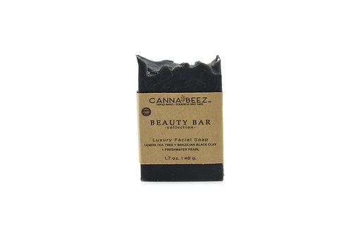 Beauty Bar Collection: Lemon Tea Tree + Brazilian Black Clay + Freshwater Pearl