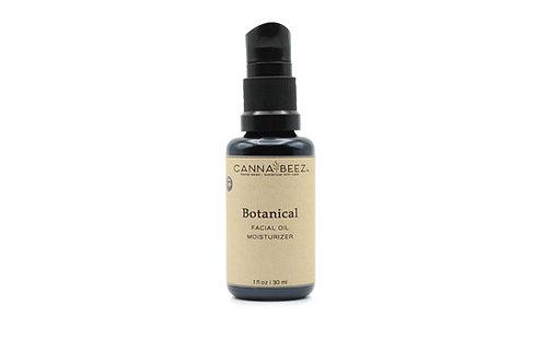 Botanical Facial Oil Moisturizer