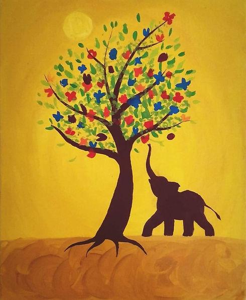 Art thérapie Sonia Amerigo mesquer instant présent