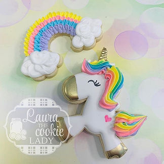 It's going to be a unicorn and rainbows