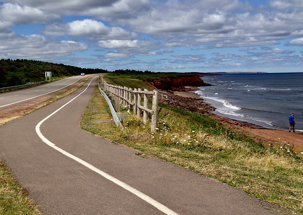 Gulf Shore Way West Bike Trail, PEI