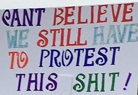 Women's March Postscript