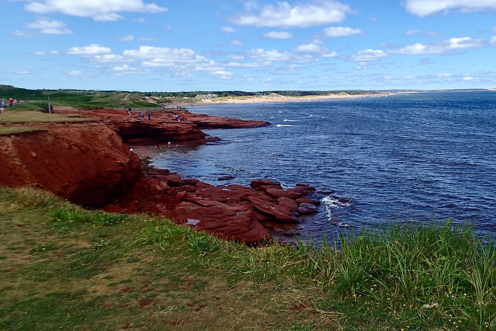 PEI's north shore