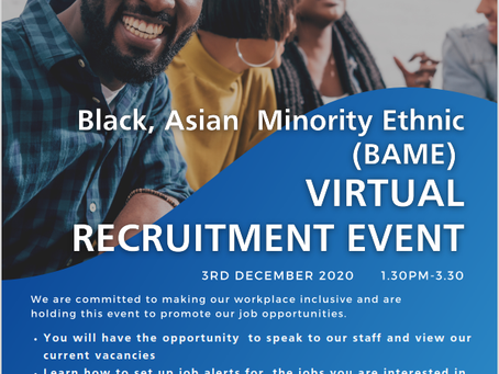 Upcoming event on 3rd Dec 2020 1:30 PM  Stay tuned