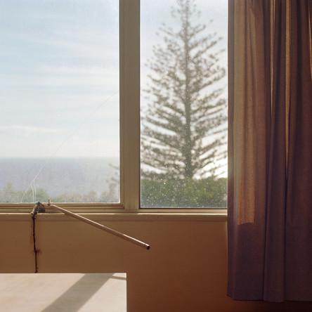 3. Big Fence Window