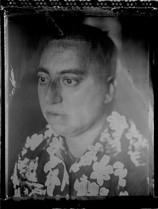 Pitcairn Mayor, Shawn Christian