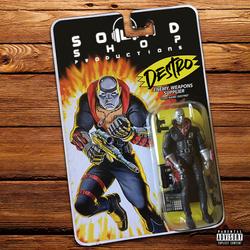 Destro Album Cover Art (Child's Play)