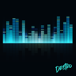 Destro Album Cover Art (Equalizer)