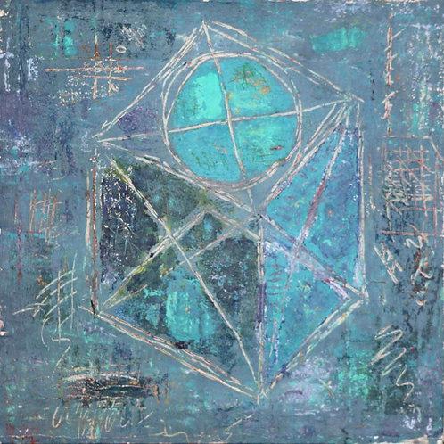 Blue Caja de Pandora