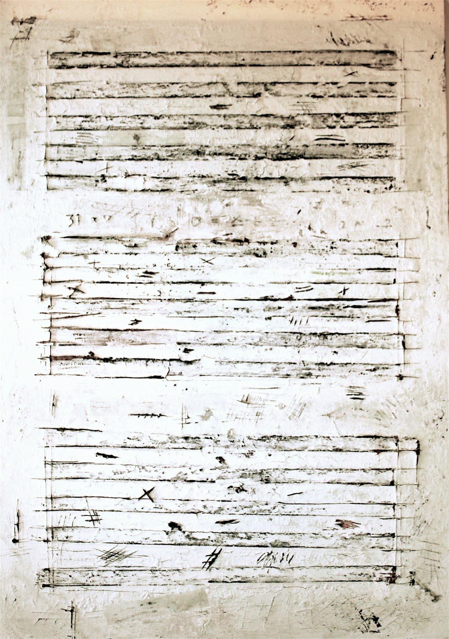 Partitura Blanca No. 1